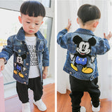 My Mickey Jean - The Cutest Little Things