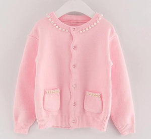 Baby Girl Cardigan - The Cutest Little Things