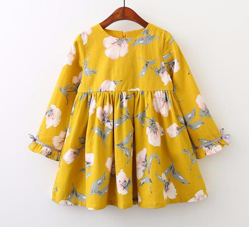The Cutest Little Flower Bomb Dress - The Cutest Little Things