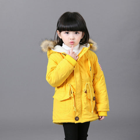 The Cutest Little Fur Hood Coat - The Cutest Little Things