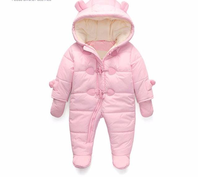 Cozy Snuggle Up Romper Coat - The Cutest Little Things