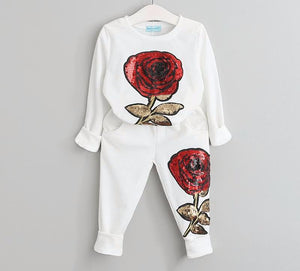 The Cutest Little Sequin Rose Set - The Cutest Little Things