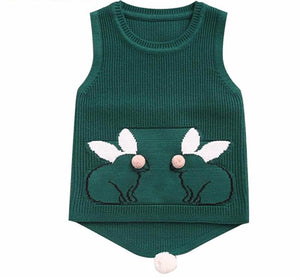 The Sweetest Sleeveless Sweater - The Cutest Little Things