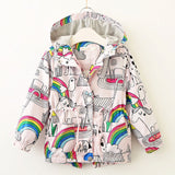 The Cutest Little Rainbow Windbreaker - The Cutest Little Things