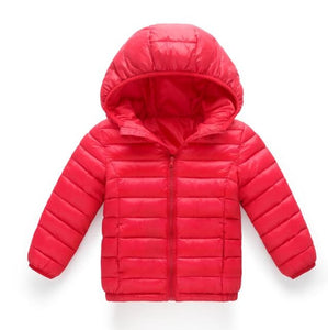 The Cutest Little Bubble Jacket - The Cutest Little Things