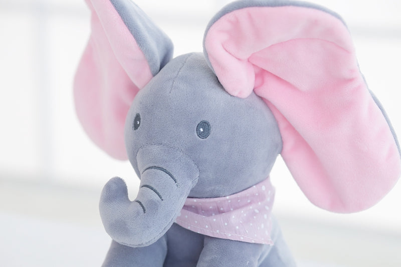 Lets Play Elephant Toy - The Cutest Little Things