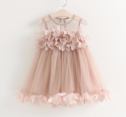 The Sweetest Little Flower Girl Dress - The Cutest Little Things
