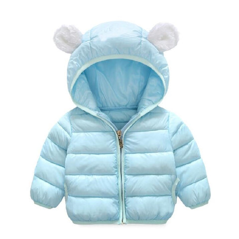Sweetest Winter Baby Coat - The Cutest Little Things