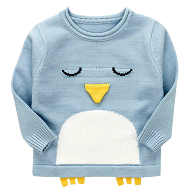 The Cutest Penguin Sweater - The Cutest Little Things