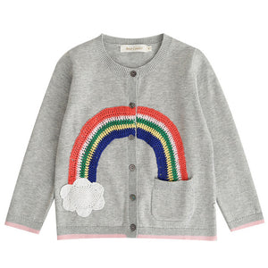 The Cutest Little Rainbow sweater - The Cutest Little Things
