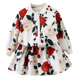 The Cutest Little Floral Dress - The Cutest Little Things