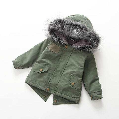 Darling Little Coat - The Cutest Little Things