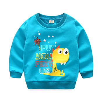 Cartoon Animal Sweatshirts - The Cutest Little Things