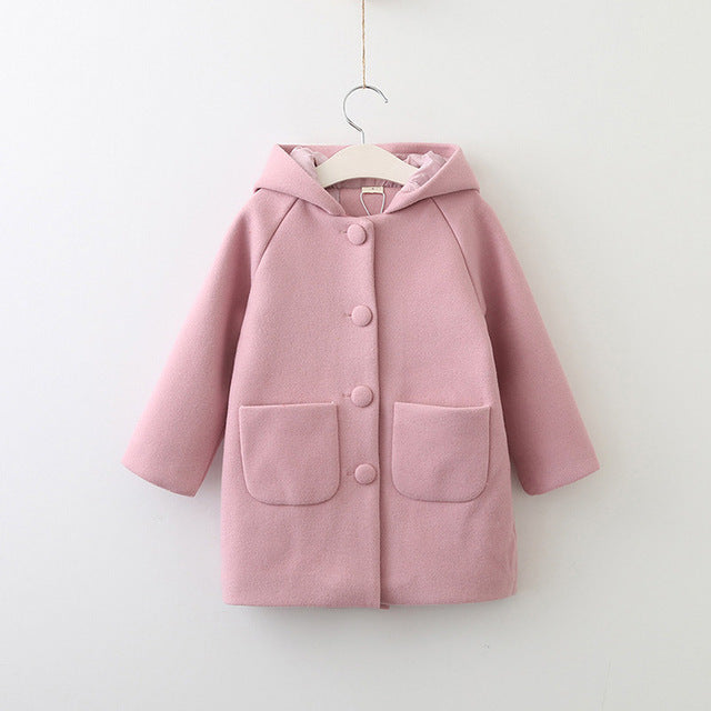 The Cutest Little Raindeer Coat - The Cutest Little Things