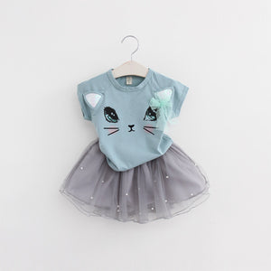 Babygirl Kitty Tutu - The Cutest Little Things