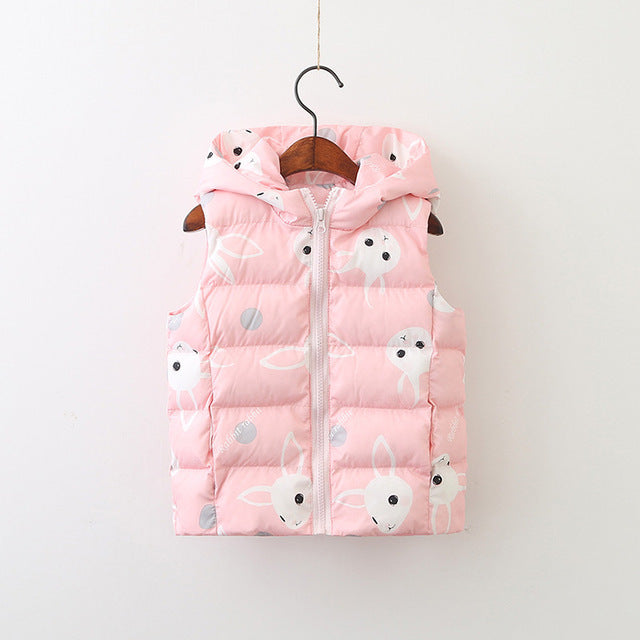 The Cutest Little Shy Girl Vest - The Cutest Little Things
