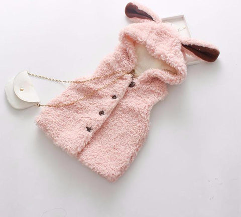 Cashmere Kitten Vest - The Cutest Little Things
