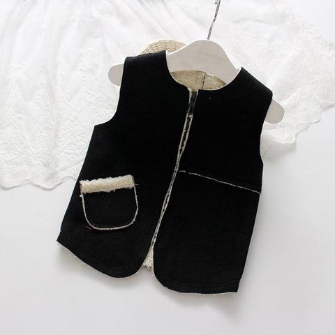 The Cutest Little Sleeveless Vest - The Cutest Little Things