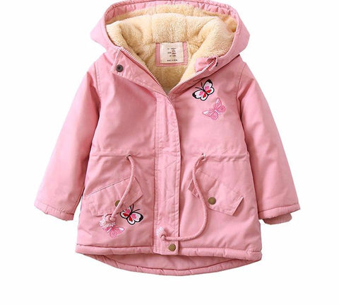 The Cutest Little Butterfly Coat - The Cutest Little Things