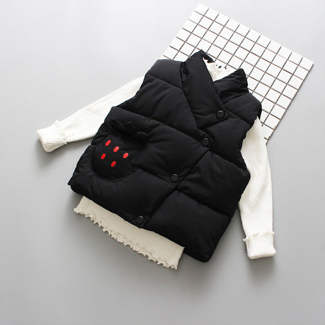 The Cutest Puffer Fashion Vest - The Cutest Little Things