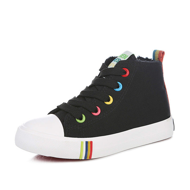 The Cutest High Top Sneakers - The Cutest Little Things