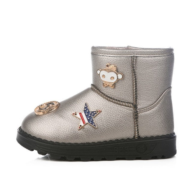 The Cutest Little Patch Boots - The Cutest Little Things