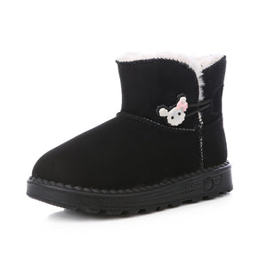 The Cutest Little Minnie Buckle Booties - The Cutest Little Things