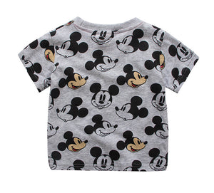The Cutest Mickey Tee - The Cutest Little Things