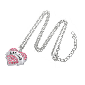 """All The Love"" Heart Necklaces - The Cutest Little Things"