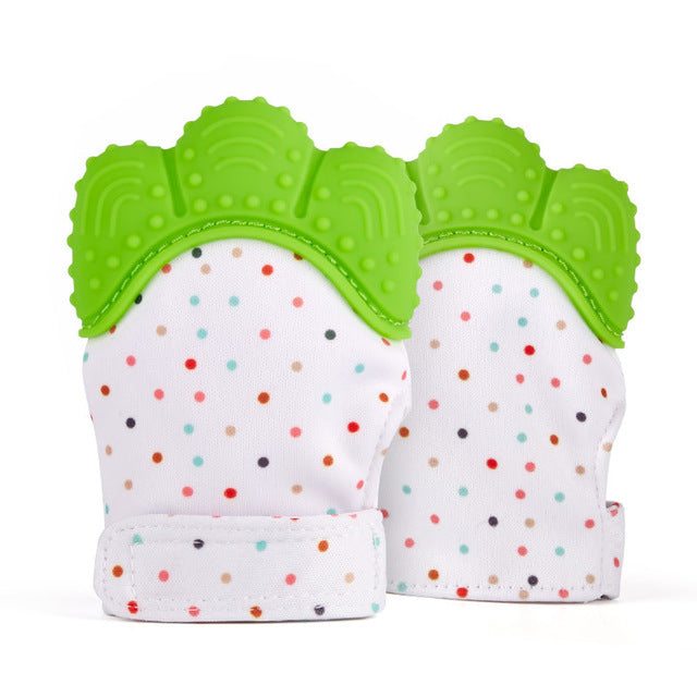Baby Teething Glove - The Cutest Little Things