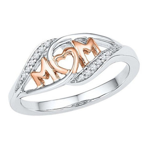 """Love Mum"" Ring - The Cutest Little Things"