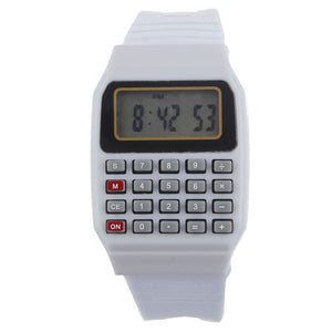 Calculator Wrist Watch - The Cutest Little Things