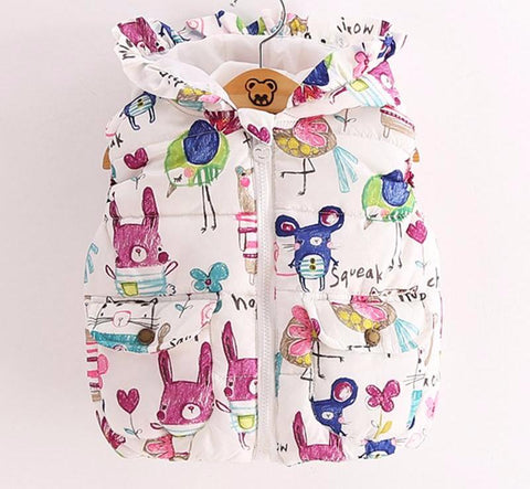 The Cutest Little Puff Vest - The Cutest Little Things