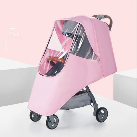 Baby Stroller Rain Cover - The Cutest Little Things