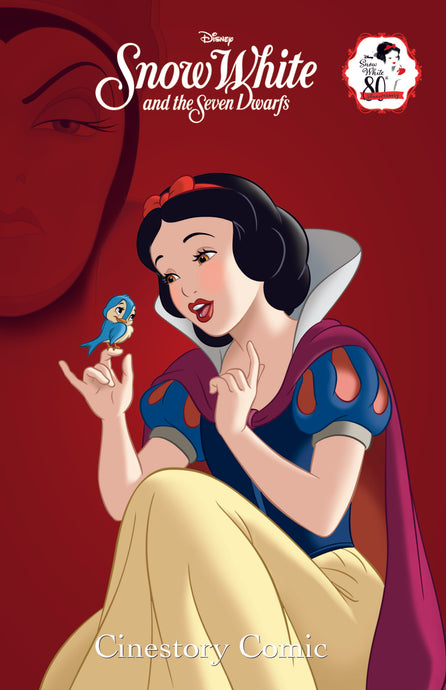 Disney Snow White and the Seven Dwarfs Cinestory Comic Collector's Edition
