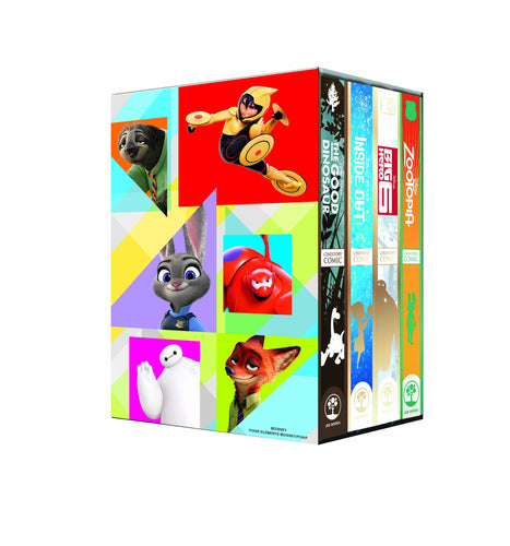 Disney Cinestory Comic Boxed Set