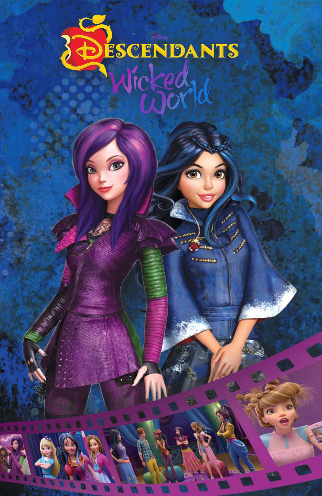 Disney Descendants: Wicked World Cinestory Comic Vol. 1