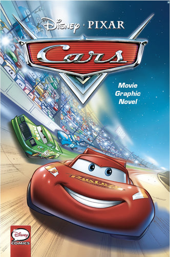 Disney•Pixar Cars Movie Graphic Novel