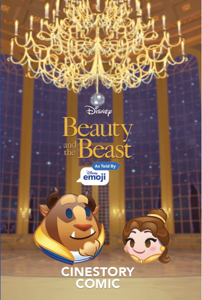 Disney Beauty and the Beast: As Told by Emoji