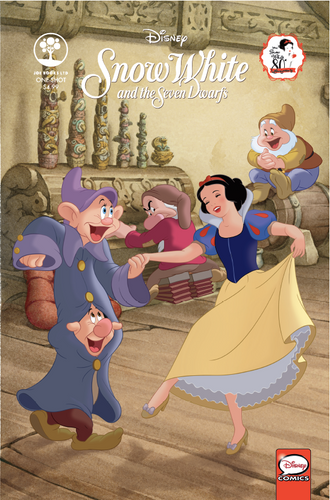 Disney Snow White and the Seven Dwarfs 80th Anniversary One-Shot