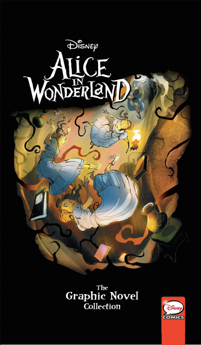 Disney Alice in Wonderland: The Graphic Novel Collection