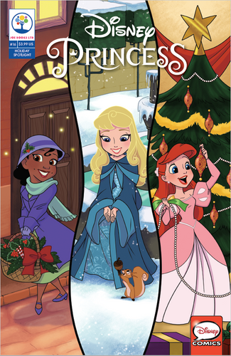 Disney Princess #16: Holiday Spotlight