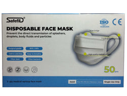 3-Layer Disposable Face Mask - Level III ASTM