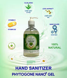 Hand Sanitizer Phytogone Nano Gel 500ml (16.9oz)