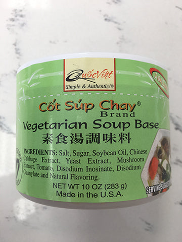 Vegetarian Soup Base (Cốt Súp Chay) 10oz/ 10012