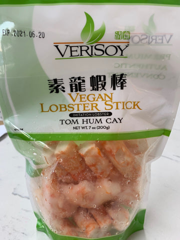 Vegan Lobster Stick (Tom Hum Cay) 7oz / GV28K