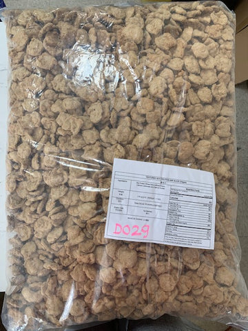 Soybean Slice  ( Thick ) 11 lb / D029