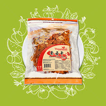 Meatless Jky Pcs Teriyaki (Khô Bò Chay) 7oz/ 3111217