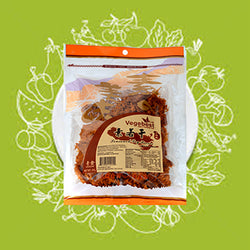 Meatless Jerky Pcs with Blk Pepper (Khô Bò Co Tieu) 7oz/ 3111215