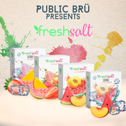 FreshSalt Sample Pack - Public Brü